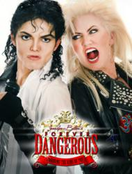 Starring Legendary Jackson Guitarist Jennifer Batten &  Carlo Riley as Michael Jackson
