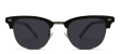 Benji Frank Sunglasses, with Styles Named for U.S. Presidents, Arranged Shipment to Legendary Inaugural Parade Announcer Charlie Brotman