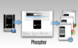 Phosphor encodes quicktime files into web assets that play in all modern browsers.