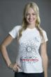 photo of geeky t-shirt that says Dazzlious from Tees For Your Head