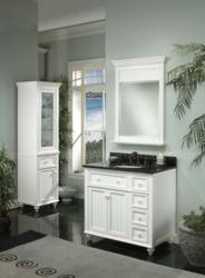 Cottage Retreat Bathroom Vanity From Sagehill Design