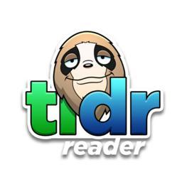 TLDR Reader app from Stremor