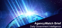 AgencyWatch Government Intelligence Briefings