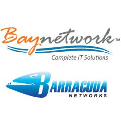 Baynetwork, Inc. offers Barracuda Networks Security Appliances