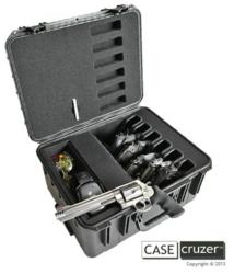 Magnum 6 Pack Shooting Range Case
