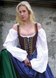 Tavern Wench Costume from The Tudor Shoppe