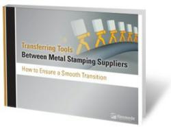 metal stamping tool & die transfer