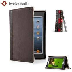 Twelve South BookBook Case and Stand for Apple iPad Mini
