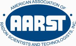Logo American Assoc of Radon Scientiests