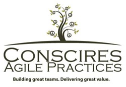 Conscires Agile Practices-Building Great Teams. Deliverig Great Value.
