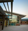 Somerset Junior High School, Somerset, Texas/Photo credit: Dror Baldinger, AIA