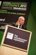 Business Secretary, the Rt Hon Dr Vince Cable MP is guest speaker at the EEF Manufacturers' Dinner