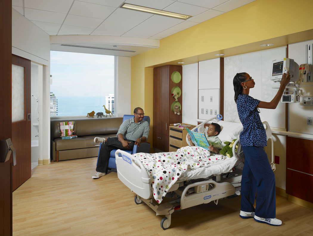 Doing more with less the evolution of u s healthcare for Rooms for kids chicago