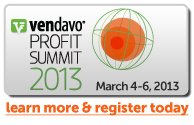 2013 Profit Summit, March 4-6 at the ARIA Resort in Las Vegas