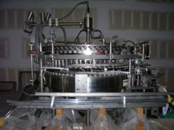 Beer high-speed canning machine