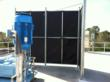 Noise barrier, noise blocking, industrial noise, outdoor noise, soundproof fencing, noise abatement fence, noise pollution
