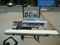 DOBOY B500 CONTINUOUS BAND SEALER