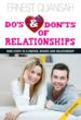 Do's and Don'ts of Relationships: Nine Steps to a Deeper, Richer Love Relationship, 2nd edition by Ernest Quansah