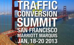 2013 Traffic and Conversion Summit