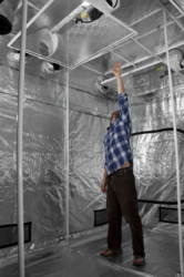 Gorilla Grow Tents are the First Height Extending Grow Tents in the World and now distributed by Hydrofarm