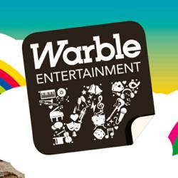 Warble Entertainment Agency Logo