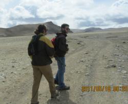 Tibet Everest Trekking, Alien's Travel Permits needed