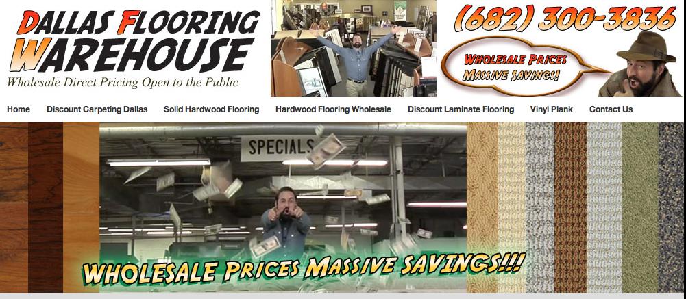 Dallas Flooring Warehouse Announces New Discount Carpet