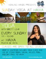healing hands, Yoga