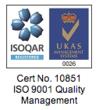 GoCloud ISO9001 logo