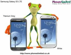 Fidel the Phone Frog with Samsung Galaxy S3 4G LTE