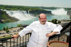 Massimo Capra at the Crowne Plaza Niagara Falls - Fallsview