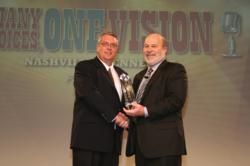 florida farm bureau, pinnacle award, john hoblick, bob stallman, american farm bureau