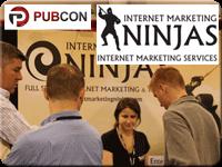 Pubcon New Orleans 2013 Platinum Sponsor Internet Marketing Ninjas