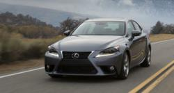 All-New 2014 Lexus IS