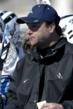 Johns Hopkins University Head Lacrosse Coach David Pietramala