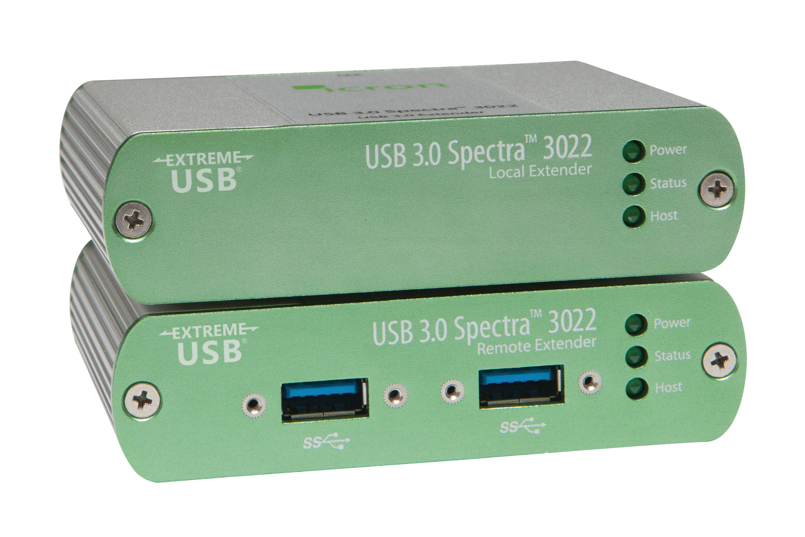 L Com Adds Usb 3 0 Fiber Extender Spectra Tm System By Icron