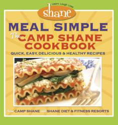 gI 128360 CampShaneCookbook Maaltijd Eenvoudige, Camp Shane en Shane Diet &amp; Fitness Resorts Weight Loss Kookboek voor kinderen en volwassenen wordt gepubliceerd en de Shane verhaal wordt verteld