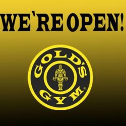 Grand opening for Gold's Gym Montrose will be on the January 19th starting at 9am.