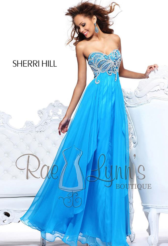 54c78a4fcc9 More 2013 Sherri Hill Prom Dresses Available at RaeLynn s Boutique in  Indianpolis