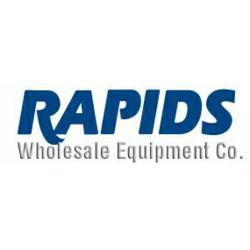 Rapids Wholesale Equipment Logo