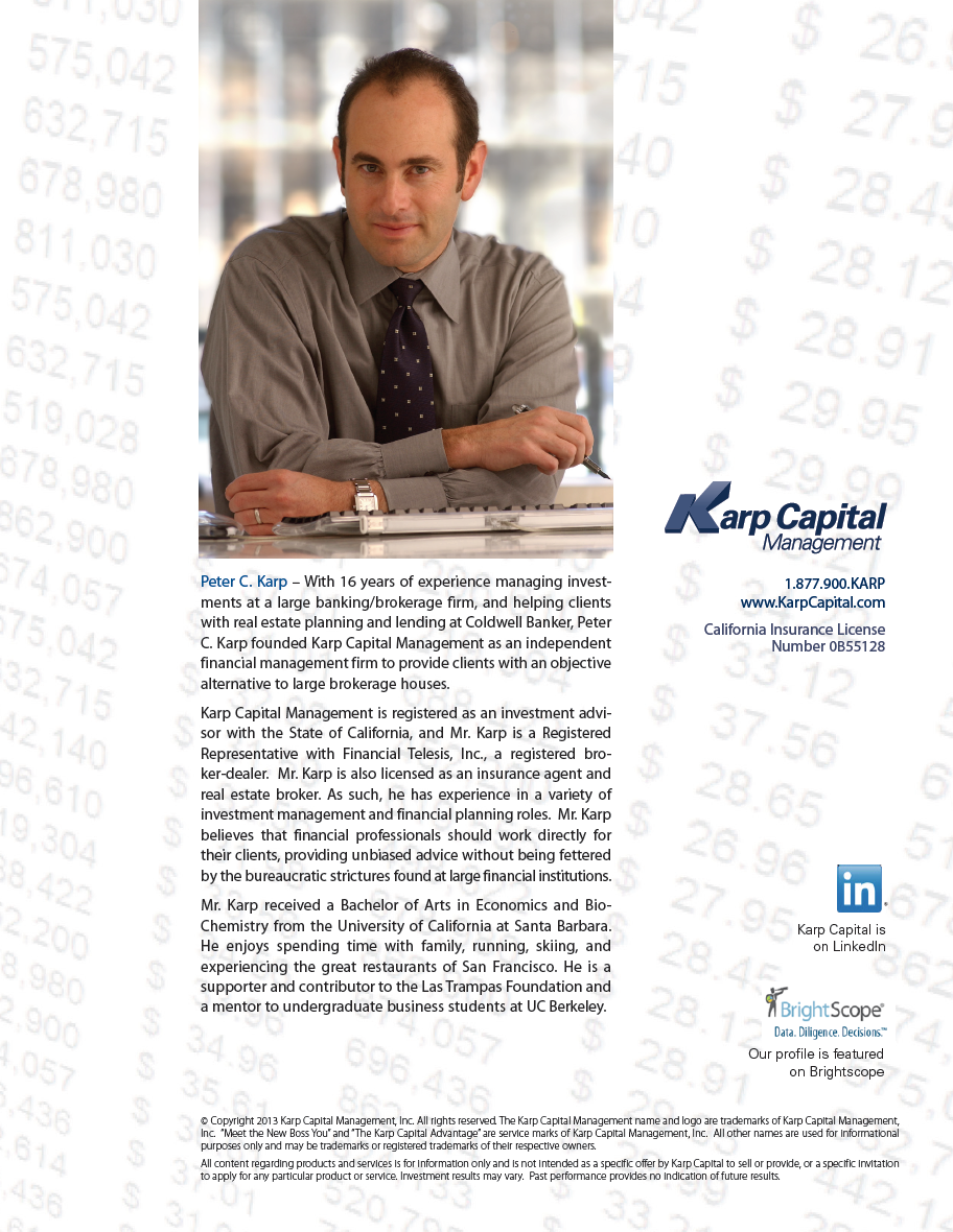 Karp Capital Management Corp. Hosts Annual Client Appreciation Event
