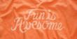 "Indie Clothing Store ""Fun Is Awesome"" Launches Their Website"