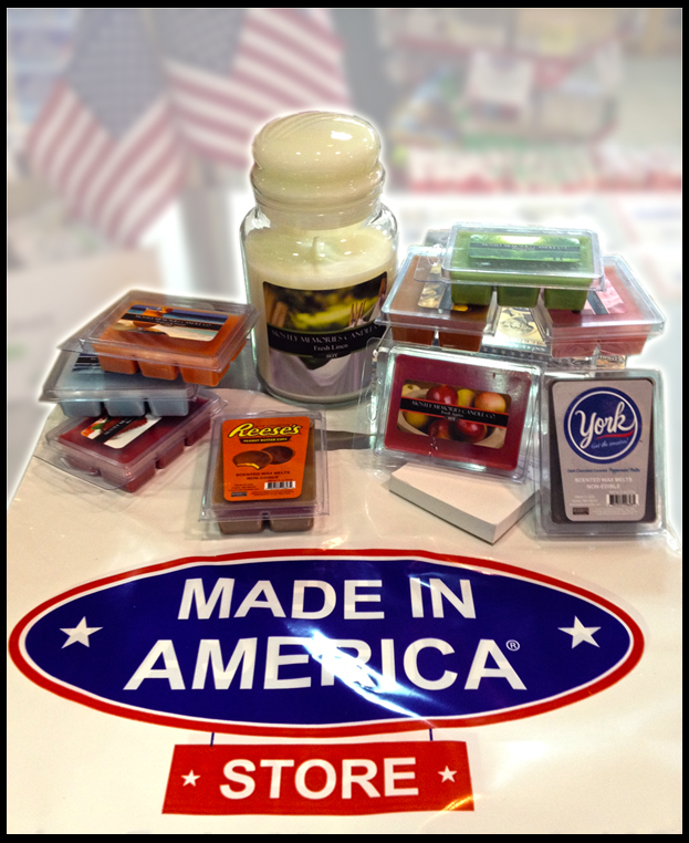 Made In America Store Expands On Their Soy Candle Company