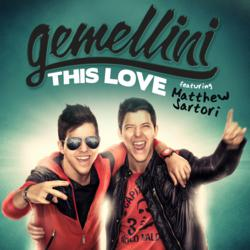 "Gemellini ""This Love"" Album Art"