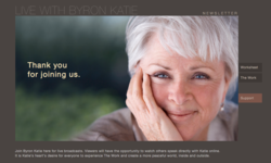 Live with Byron Katie