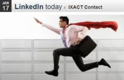 IXACT Contact Real Estate CRM on LinkedIn Today
