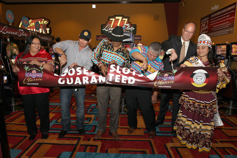 Seminole nation casino benifet of gambling