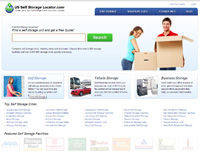 US Self Storage Locator