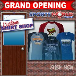 Custom clothing design shop