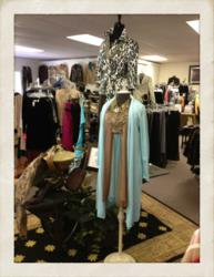 Give Back Boutique is stocked with fashion